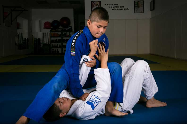 Teens-Jiu-Jitsu